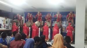 Rampak Bedug oleh Unit Kebudayaan Banten Debust